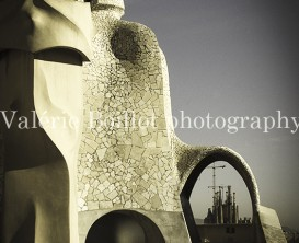 Gaudi, La Pedrera, La Sagrada Familia,